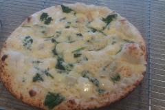 La 4 fromages verde